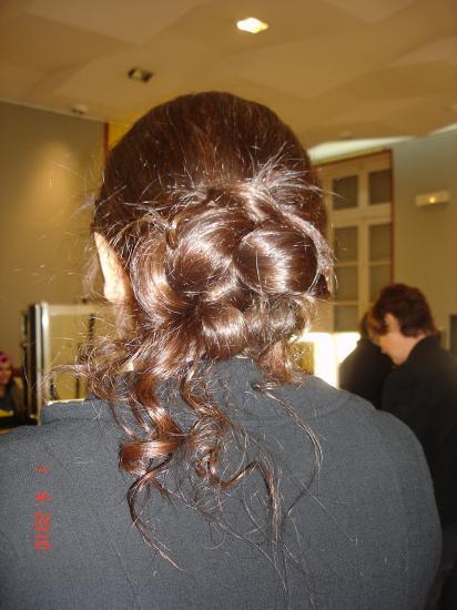 """coiffure de """"maman'"""